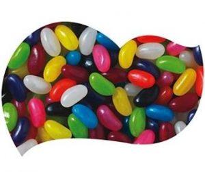 Allens Bulk Jelly Beans 1kg