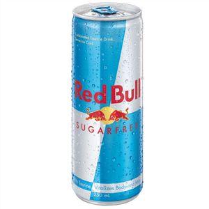 Red Bull 250ml Sugar Free Can x 24