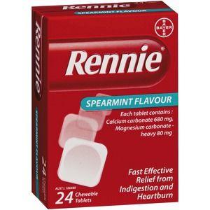 Rennie 24'S x 12