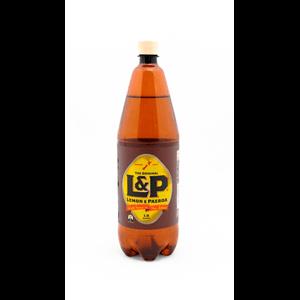 Nz L&P 1.5ltr Bottle x 8