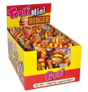 Trolli Mini Gummi Burgers