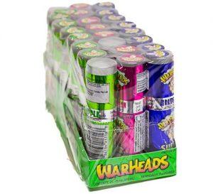 Warheads Super Sour Spray x 24