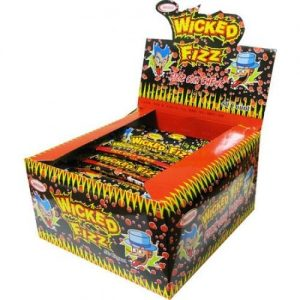 Wicked Fizz Lollies