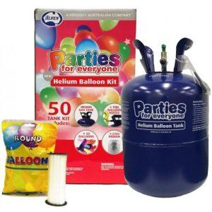 PFE Helium Kit 50 Tank
