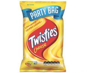 Twisties 270g Cheese