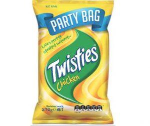 Twisties 270g Chicken