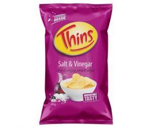 Thins 45g Salt & Vinegar