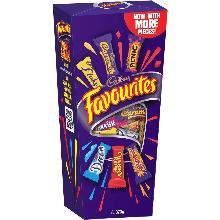 Cadbury Favourites 373G