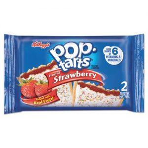 Pop Tarts (USA) Strawberry 104g x 6