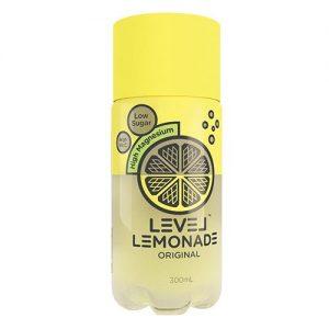 Level Lemonade Original 300ml x 6