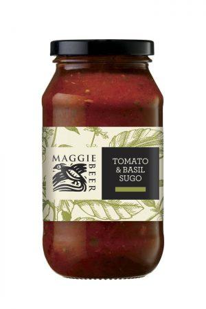 Maggie Beer Tomato Basil Sugo 500g