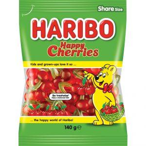 Haribo Happy Cherries 140g x 14