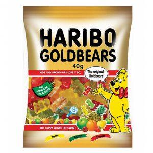 Haribo Gold Bears 40g x 18