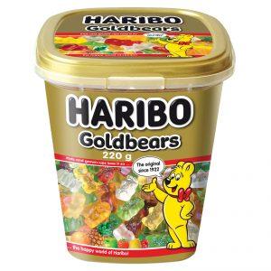 Haribo Gold Bears Cups 220g x 12
