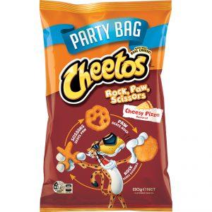 Smiths Cheetos 130g Cheese Pizza Balls