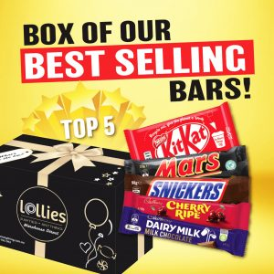 Box of Our Best Selling Bars