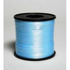 Light Blue Curling Ribbon 460m