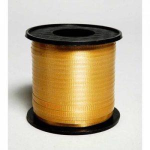 Gold Curling Ribbon 460m