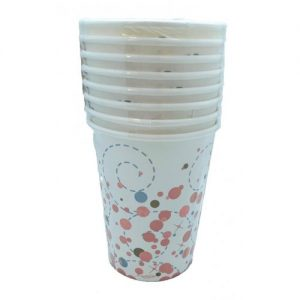 Sparkling Fizz Rose Gold 9oz cups 8pk