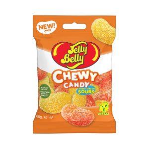 Jelly Belly 60g Sour Lemon & Orange Bag x 12