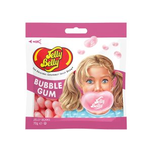 Jelly Belly 70g Bubble Gum x 12