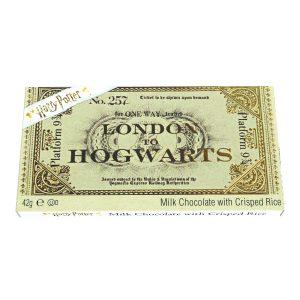 Harry Potter Hogwarts Chocolate Ticket 42g x 24
