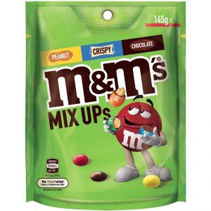 M&Ms 180g Mix Ups x 18