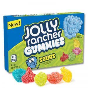 R/F Jolly Rancher Sour Gummies 99g x 11
