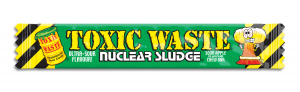 Jelly Belly Toxic Waste Nuclear Sludge 20g Bar