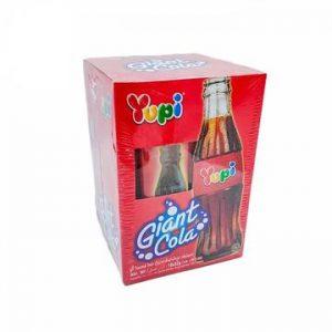 Yupi Giant Cola Bottle 32g