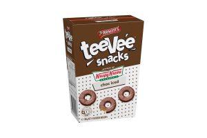 Tee Vee Krispy/Kreme Choc/Iced 165g