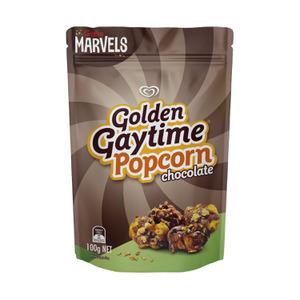 Golden Gaytime Chocolate Popcorn Marvel 100g