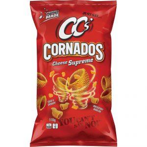 CCS Cornados Cheese Supreme 110G
