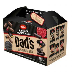 Fyna Dad's Liquorice Box 1.3kg