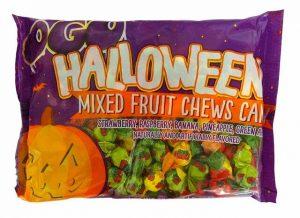 Halloween Fruit Chews 749g