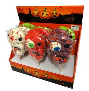 AIT Halloween Jelly Eye Pop 120g