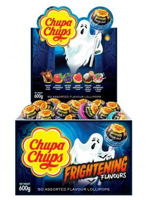 Chupa Chups Frightening Flavors 12g