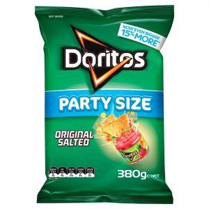 Doritos Original Party Bag 380g