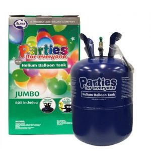 PFE Helium Kit Jumbo Tank
