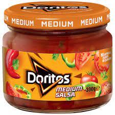 Doritos Salsa 300g Medium